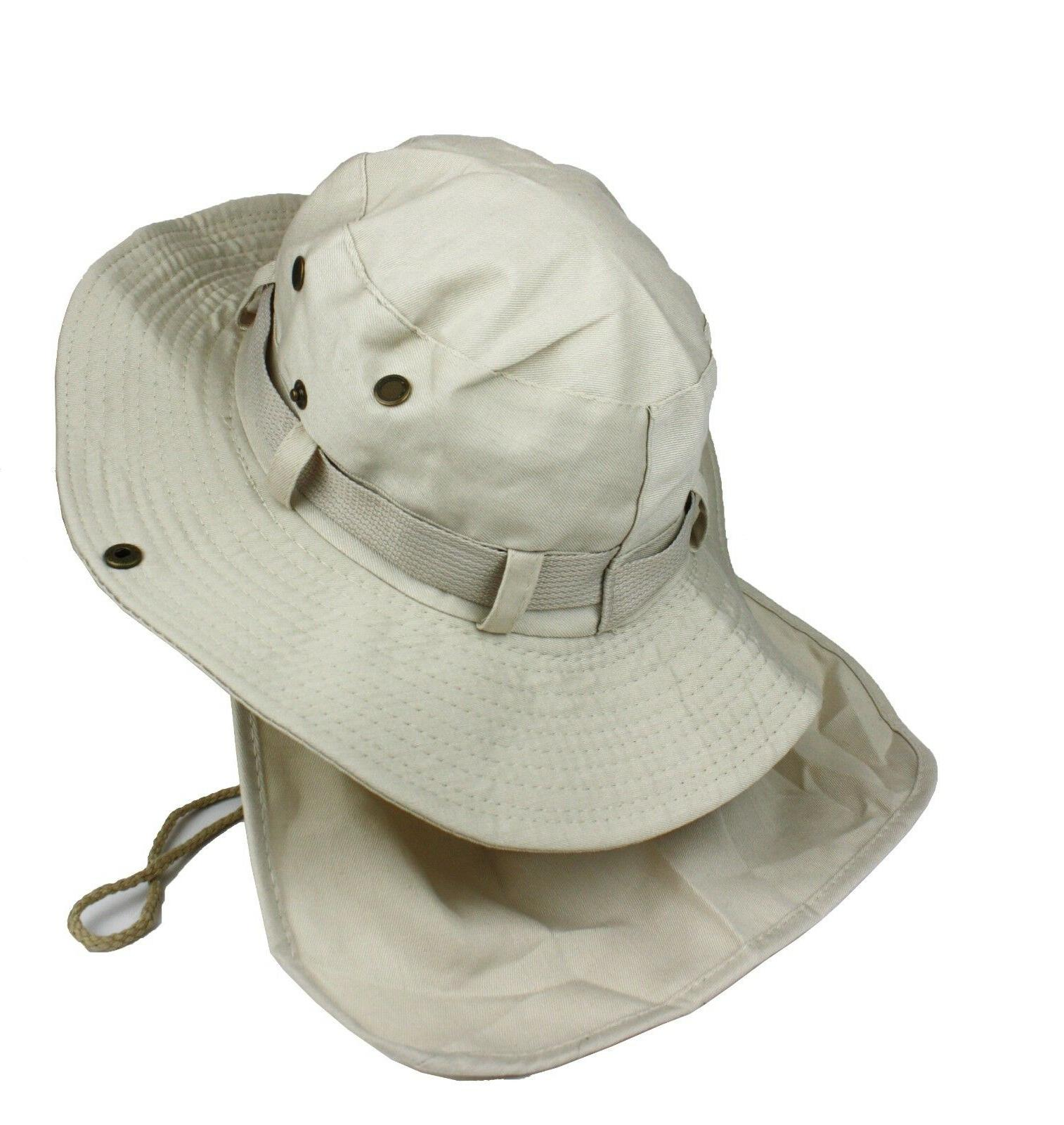 Boonie Hat Summer Brim Bucket Cap Men Women