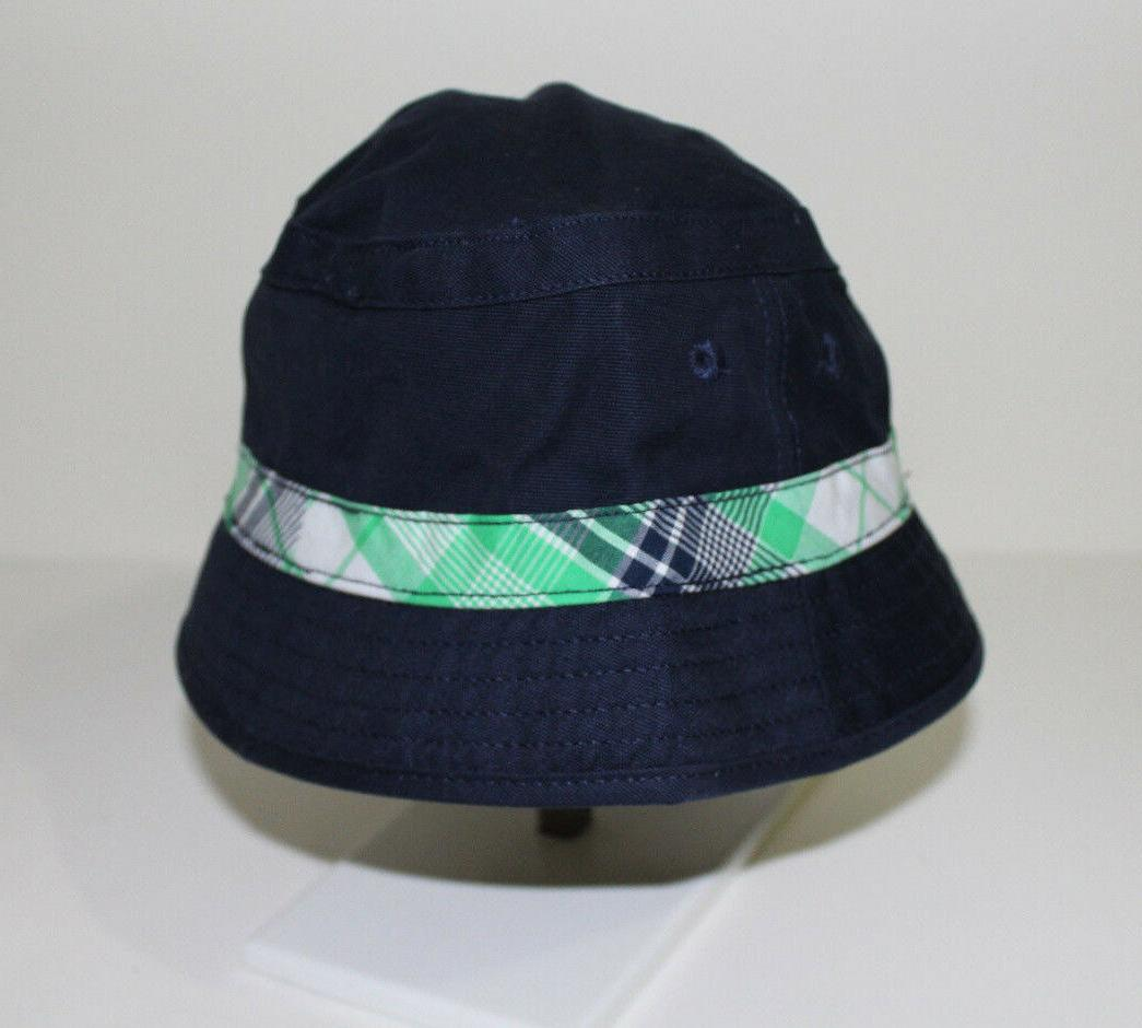 Plaid Bucket Hat NWT Size 6-12