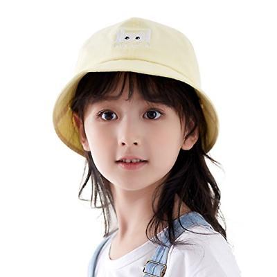 boys packable sun bucket hat for girls