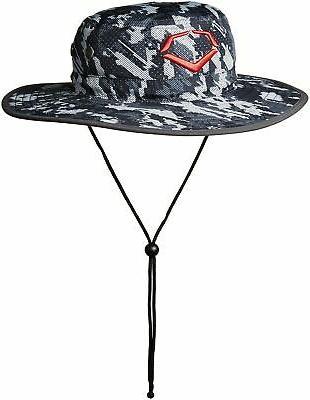 brand new logo bucket hat one size