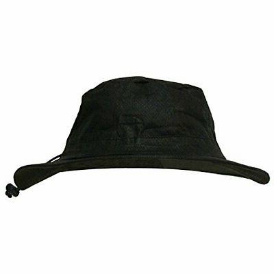 Frogg Toggs Breathable Bucket Hat Black