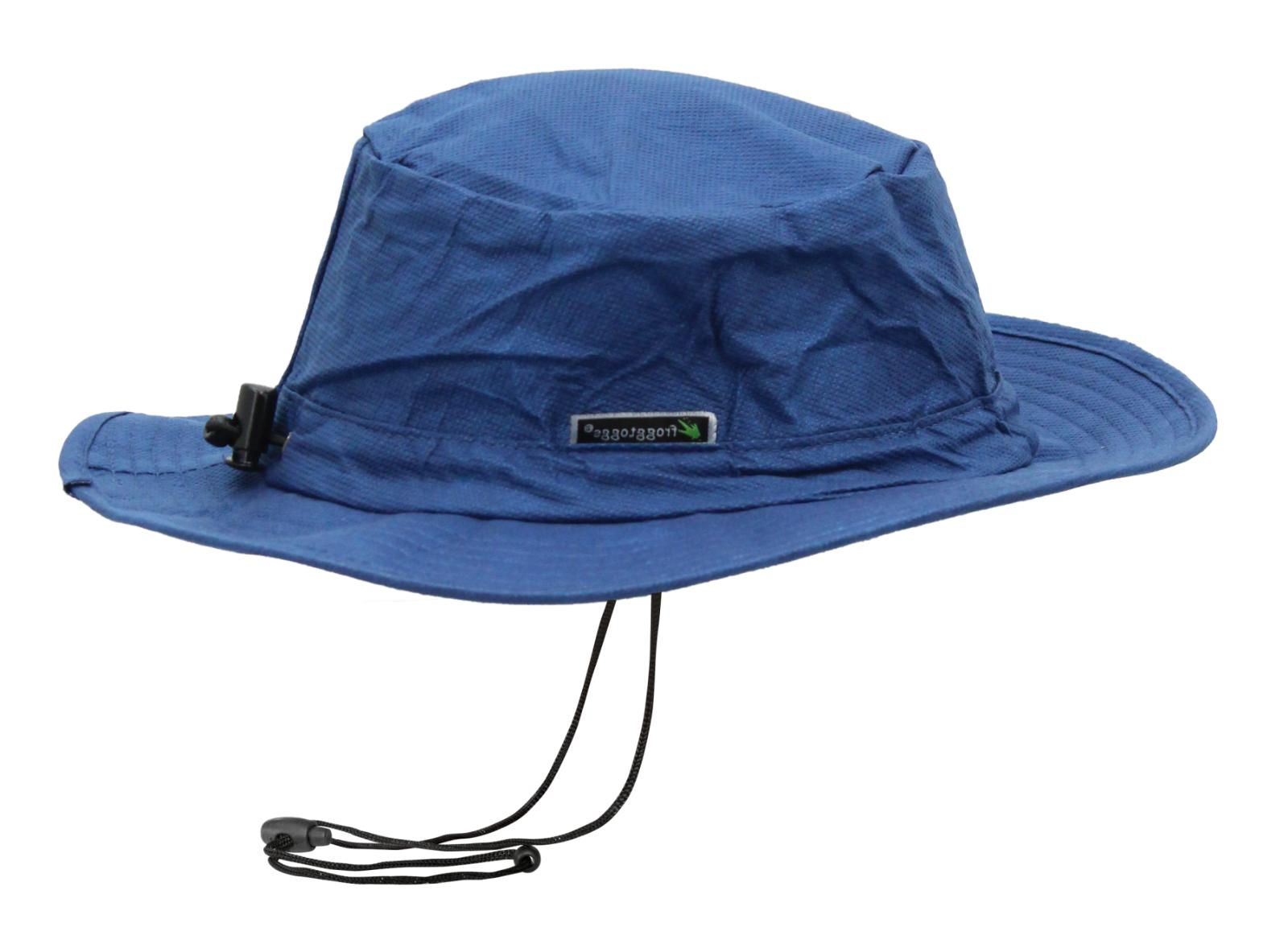 breathable waterproof royal blue rain and sun