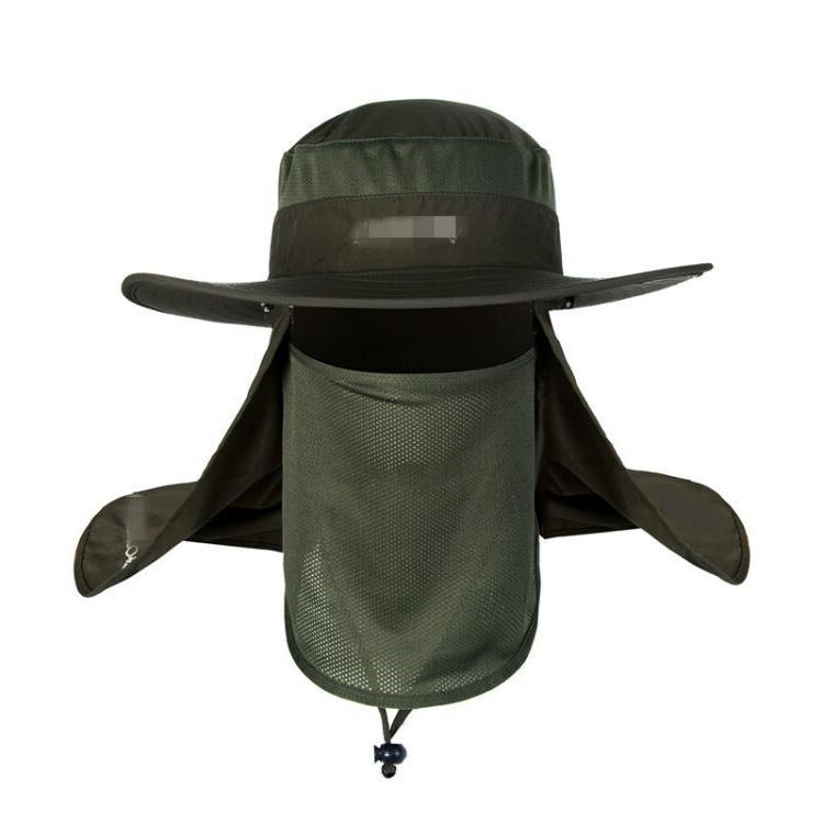 Brim Boonie Drying Outdoor Cap Unisex Climbing Hat