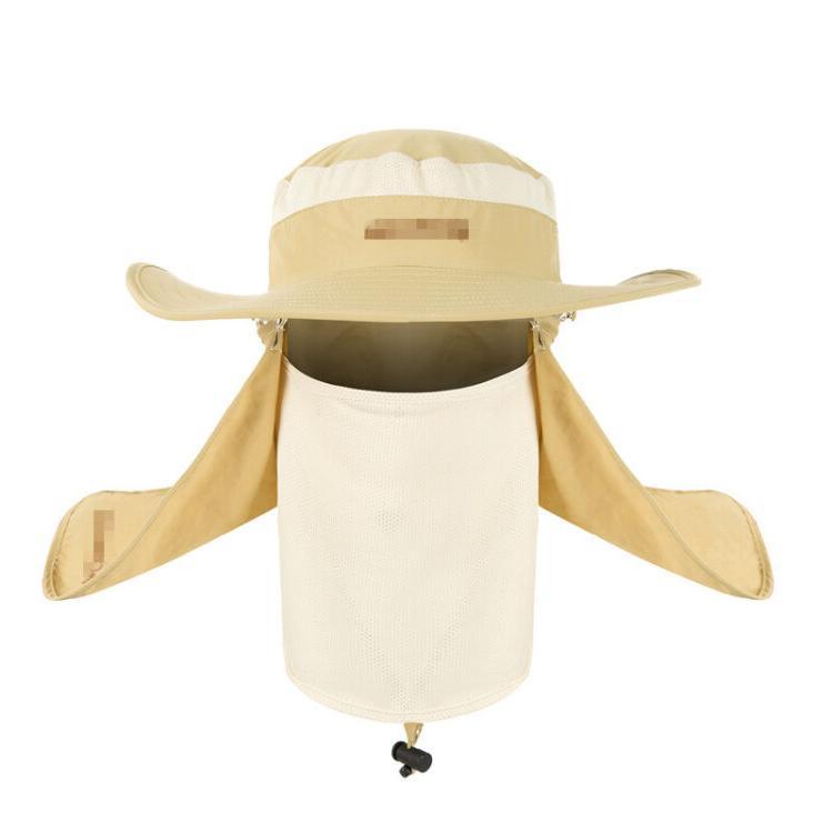 Brim Boonie Hat Cap Unisex Bucket Hat