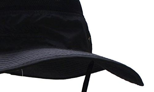 Panegy Caps Cycling Bonnie Hats Fishing Hat Black