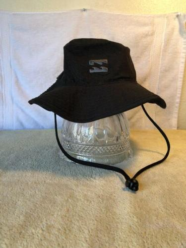 bucket floppy safari hat new black