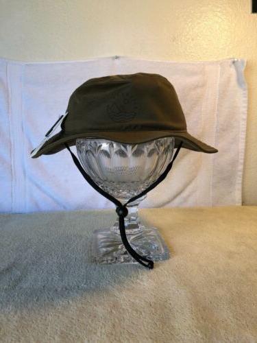 bucket floppy safari hat new green
