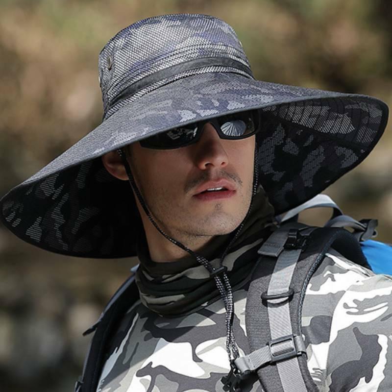 Bucket Basic Hunting Sun Safari Men Women