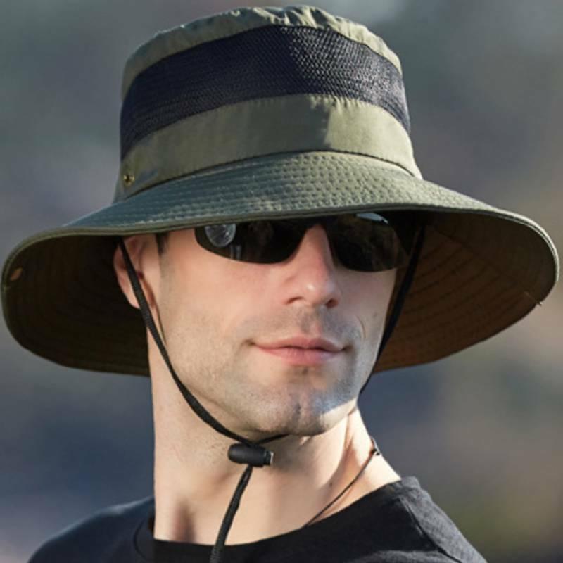 Bucket Hat Boonie Hunting Summer Sun Women