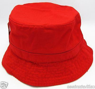 DECKY Bucket Hat Boonie Bush Fishing Summer Cap Adult L/XL 1