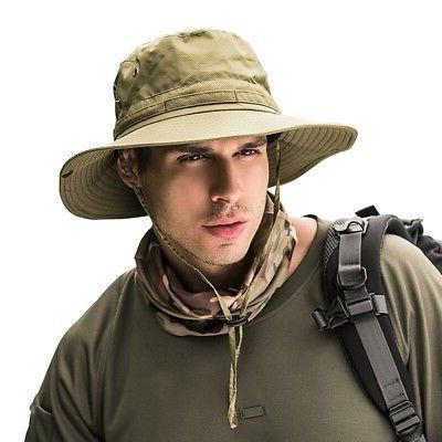 Bucket Hat Fishing Cap Wide Brim Hats Cap