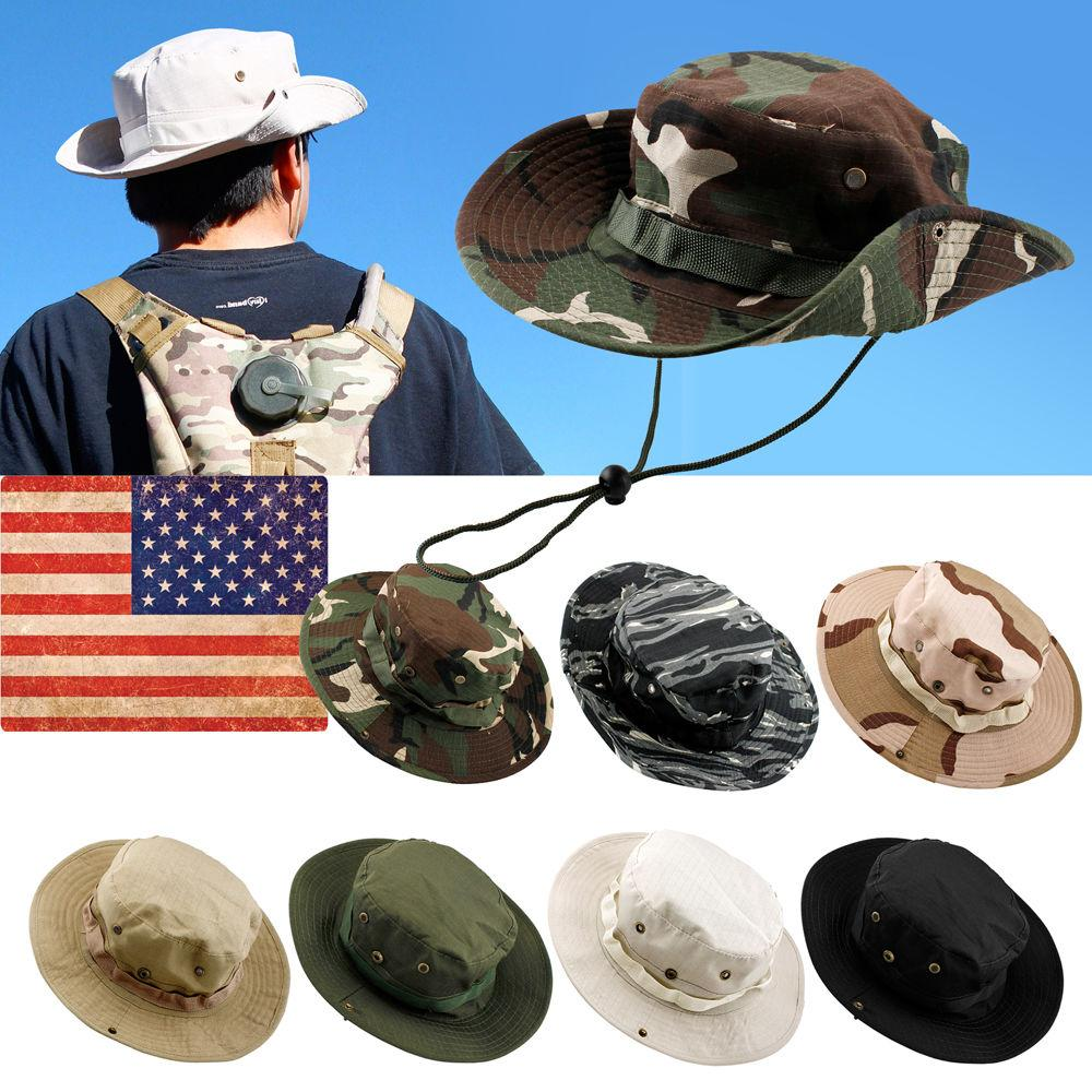 bucket hat boonie hunting fishing outdoor wide