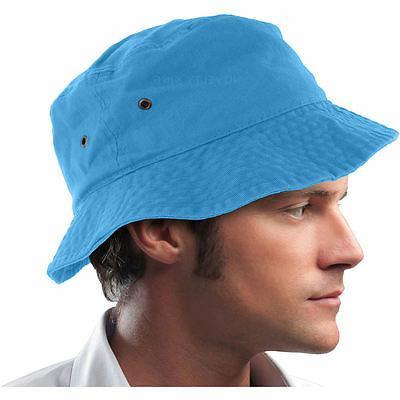 Bucket Hat 100% Military Hunting Safari Summer