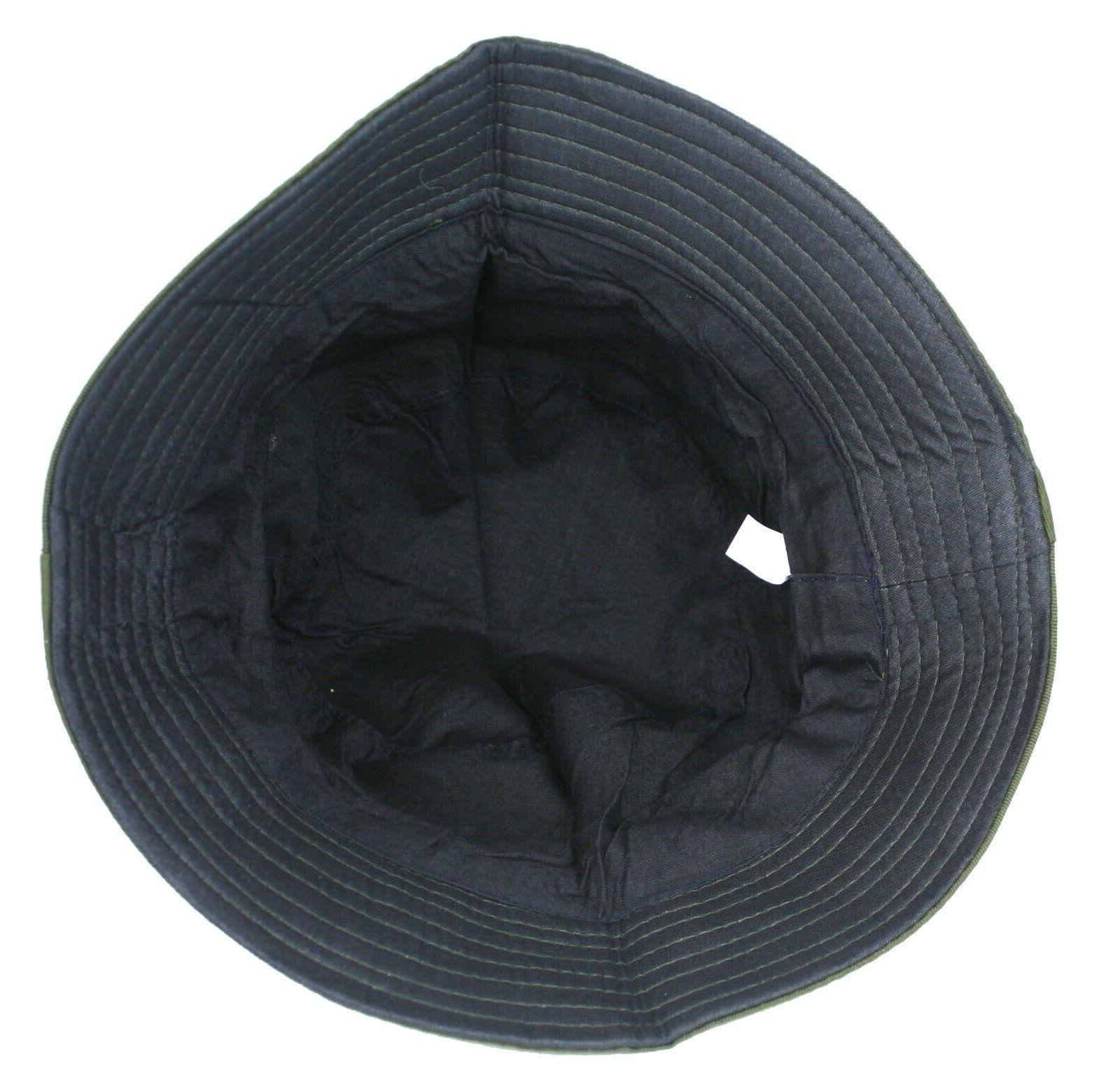 Bucket Hat Fishing Boonie Visor Sun