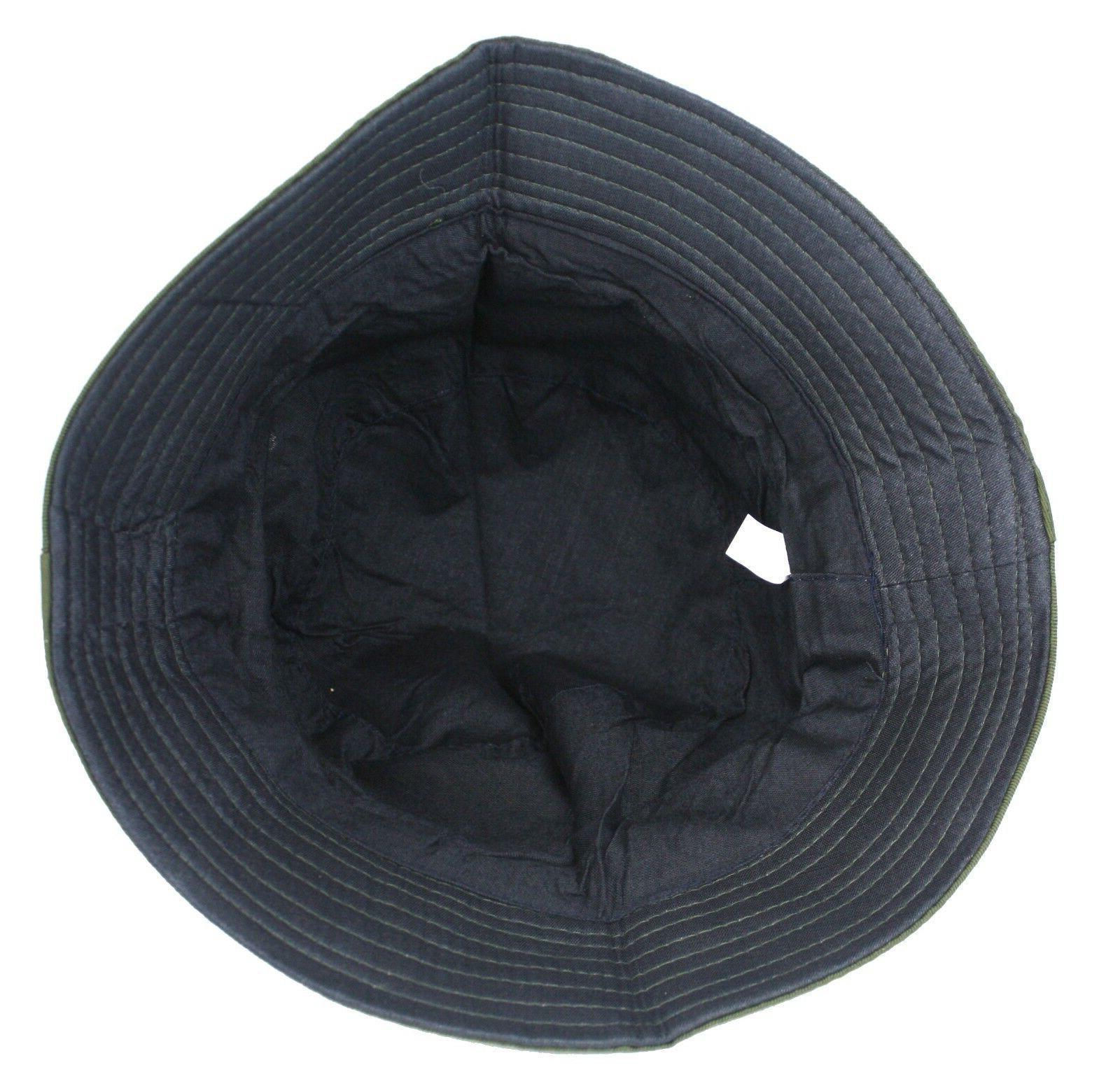 Cotton Bucket Cap Sport Visor Sun Summer Men Women