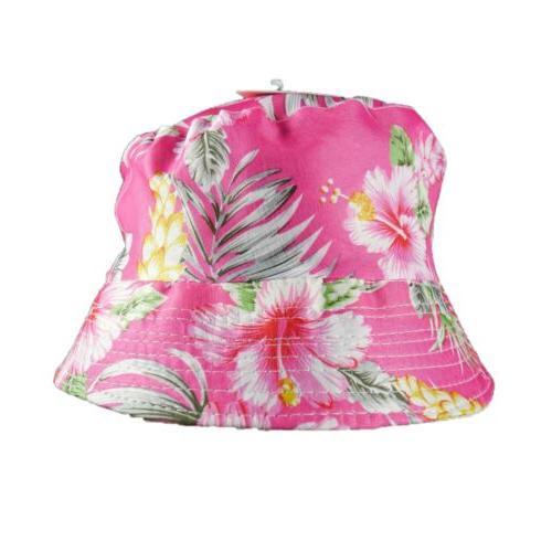 Bucket Hat Floral Summer Boonie