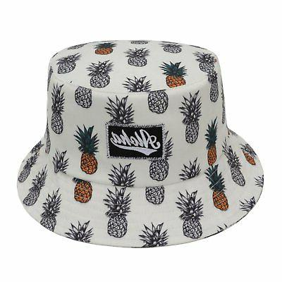 bucket hat head one cotton