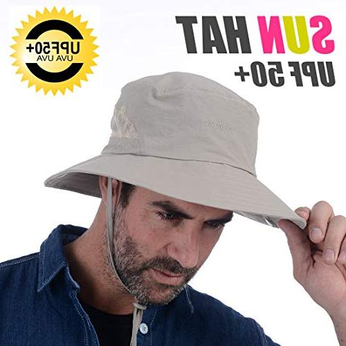 USHAKE Hat, Hat Protection Hat Cap Outdoor Hunting Hiking