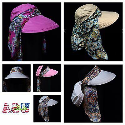 bucket hat neck cover fashion hats sun