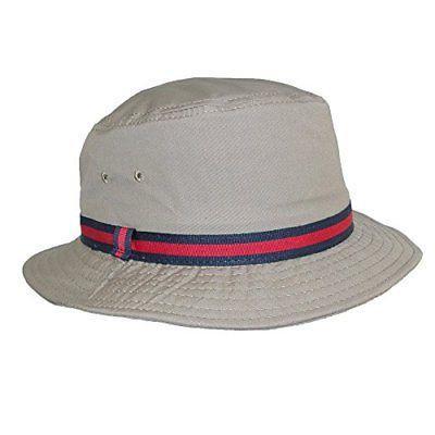 ac910b74 Dorfman Pacific Bucket Hat Water Repellent- T