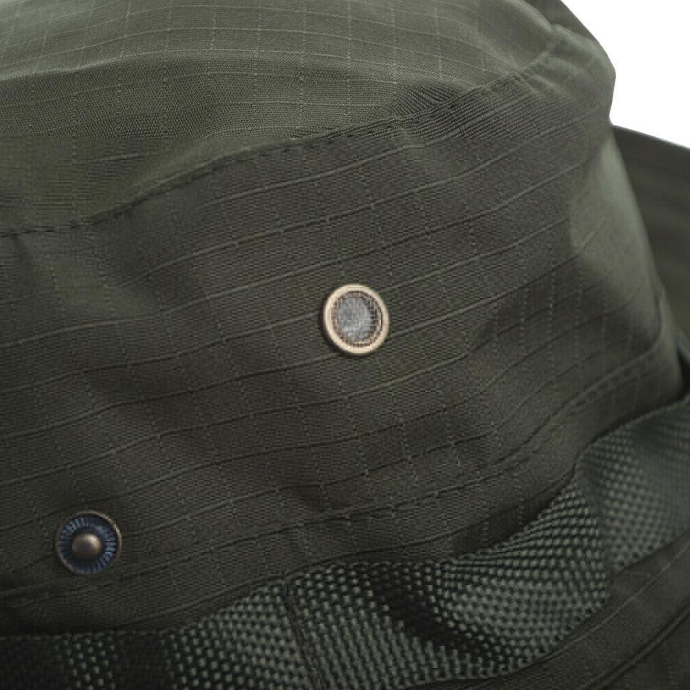 Bucket Hat Boonie Unisex Summer Safari Fishing Cap