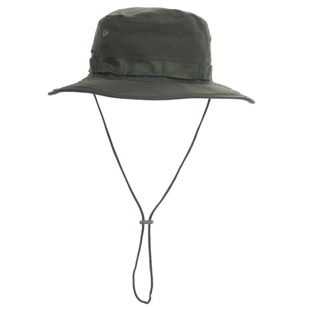 Boonie Summer Safari Fishing Outdoor Cap