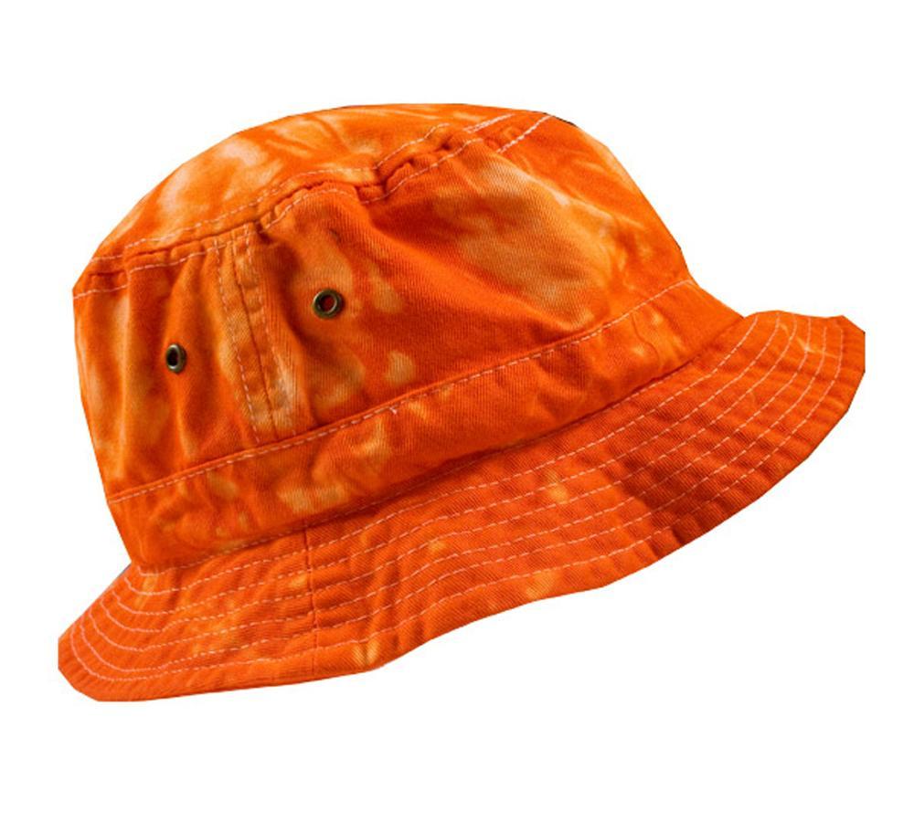 Tie Dye Hats, 100% Cotton, Multi-colors, Adult