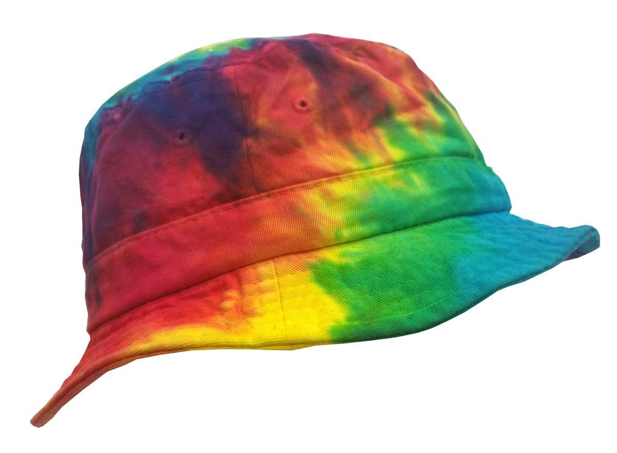 Tie Dye 100% Cotton, Multi-colors, Adult