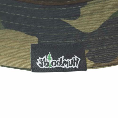 Camo Bucket Shade UV Blocker Clothing Co Cali