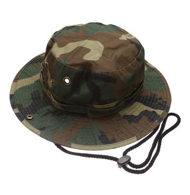 Camouflage Boonie Hunting Safari
