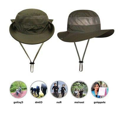 Camping Sports Women Bucket Boonie Wide Caps