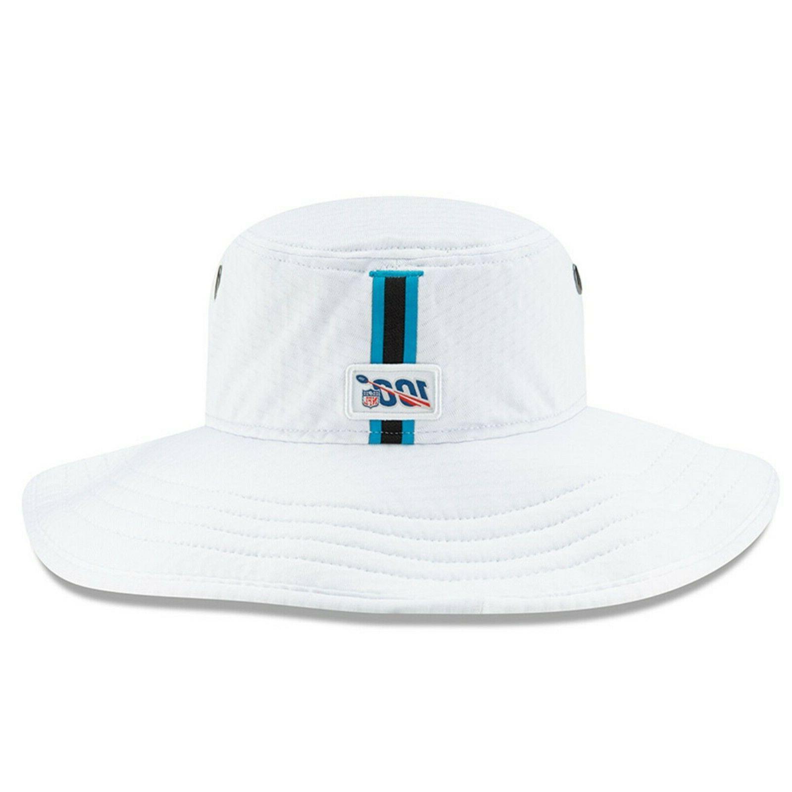 Carolina Panthers New White Hat - - OSFM