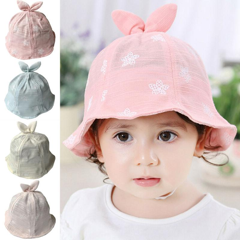 Children Toddler Baby Girls Summer Hat Cap