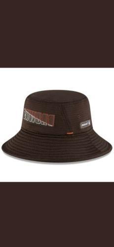Cleveland Browns 2020 Training Bucket Hat. Nfl Afc. Baker Ma