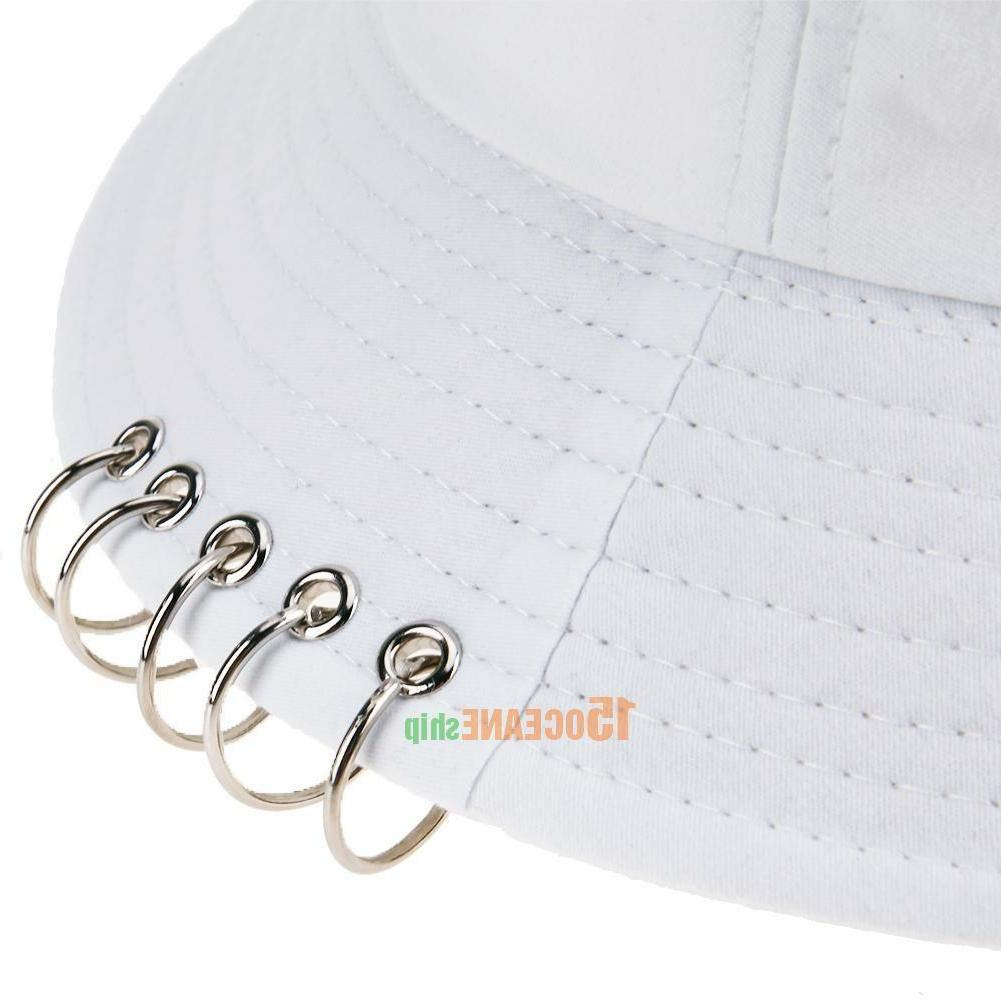 Cool Iron Folding Hunting Fisherman Outdoor Bucket Cap Hat