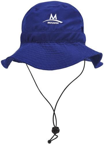 cooling bucket hat navy