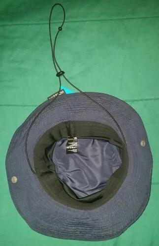 Bucket Hat Absorbent OSFA Blue