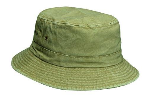 cotton classic summer bucket hat
