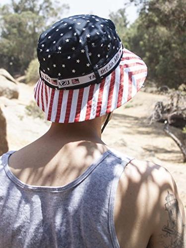 TOP HEADWEAR USA Hat USA All Boonie,