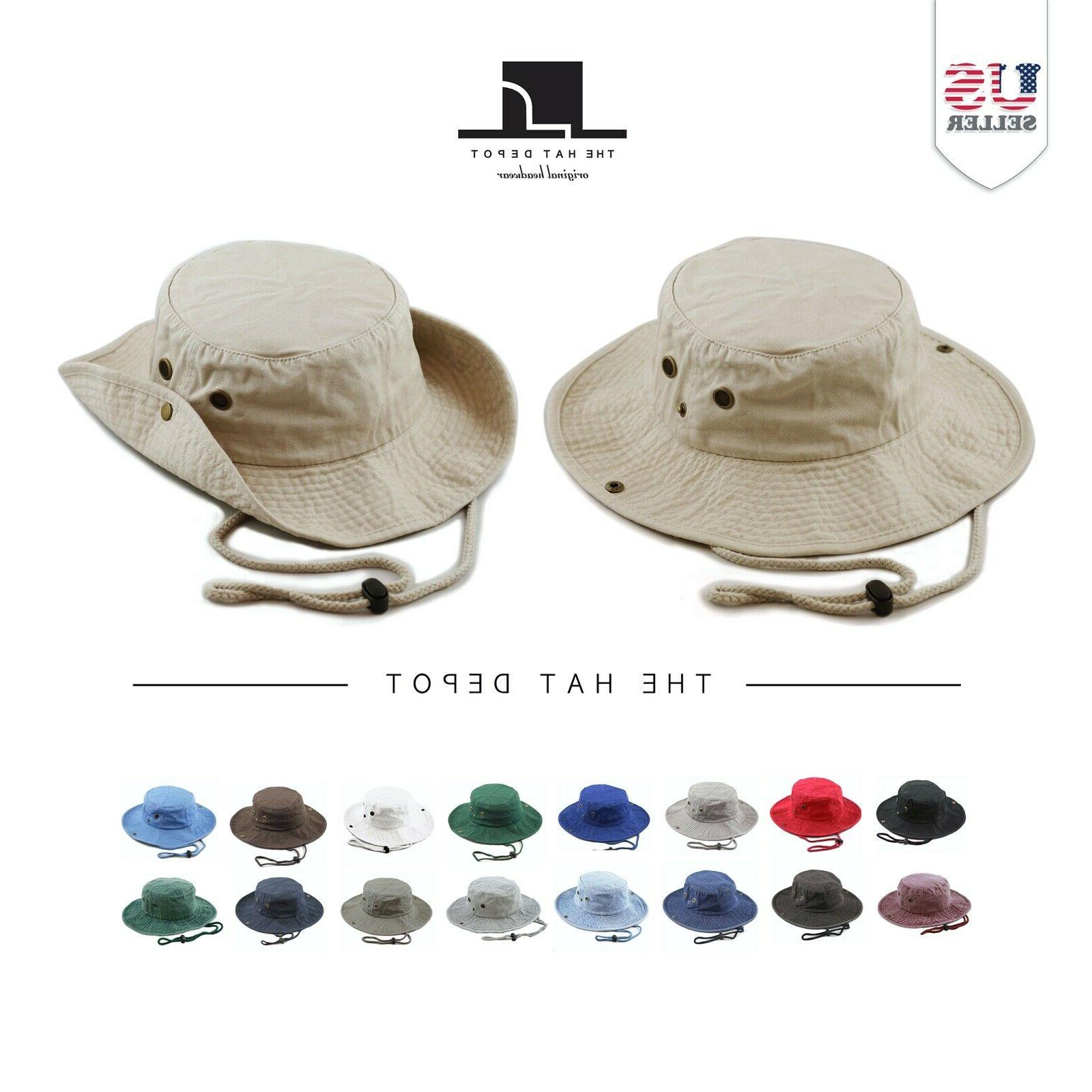 cotton wide brim foldable double sided outdoor