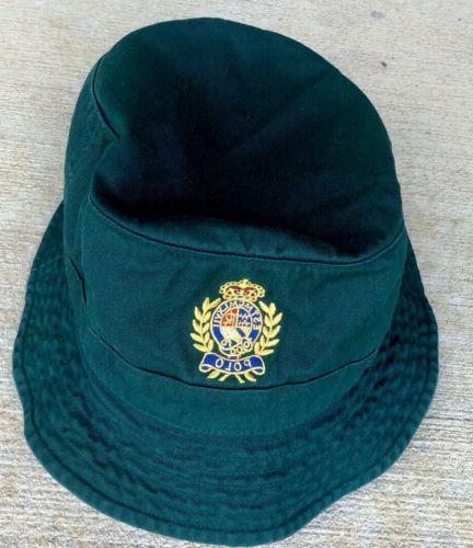Polo Ralph Lauren Crest Cotton Twill Hat Golf Red L/XL