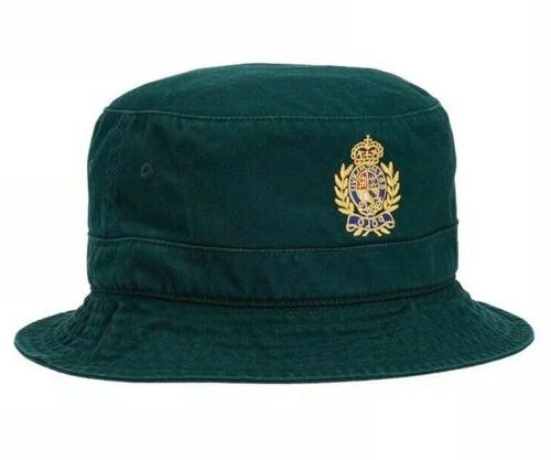 Polo Ralph Lauren Cotton Hat Golf /GREEN