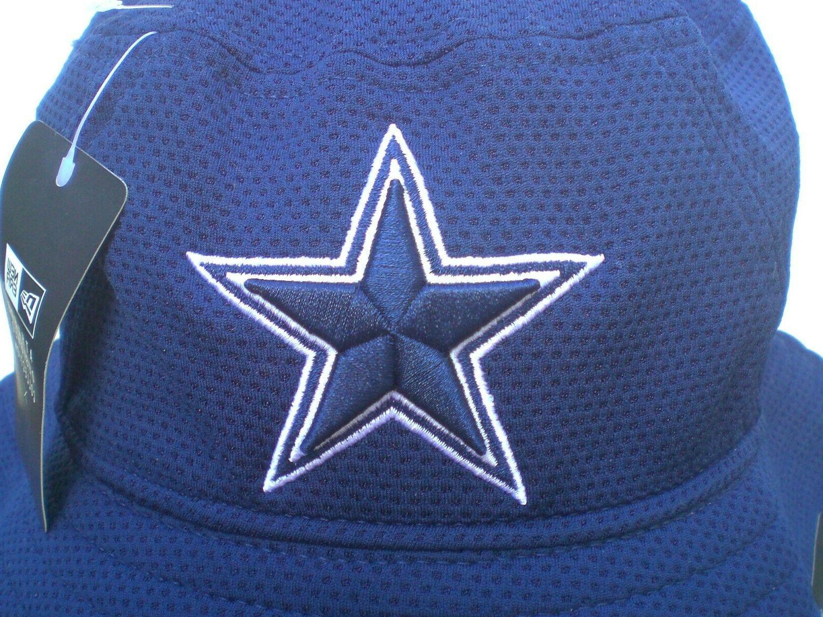 New Navy Blue Bucket Hat