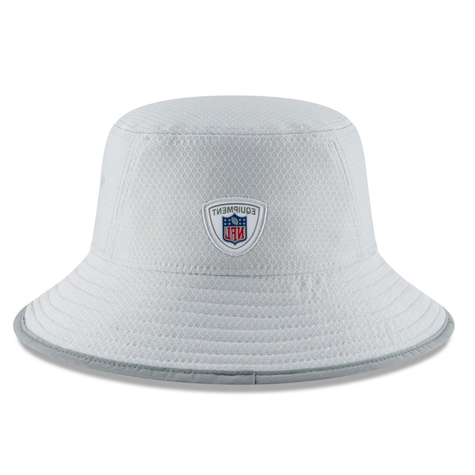 Dallas 2018 NFL Training Official Bucket Gray