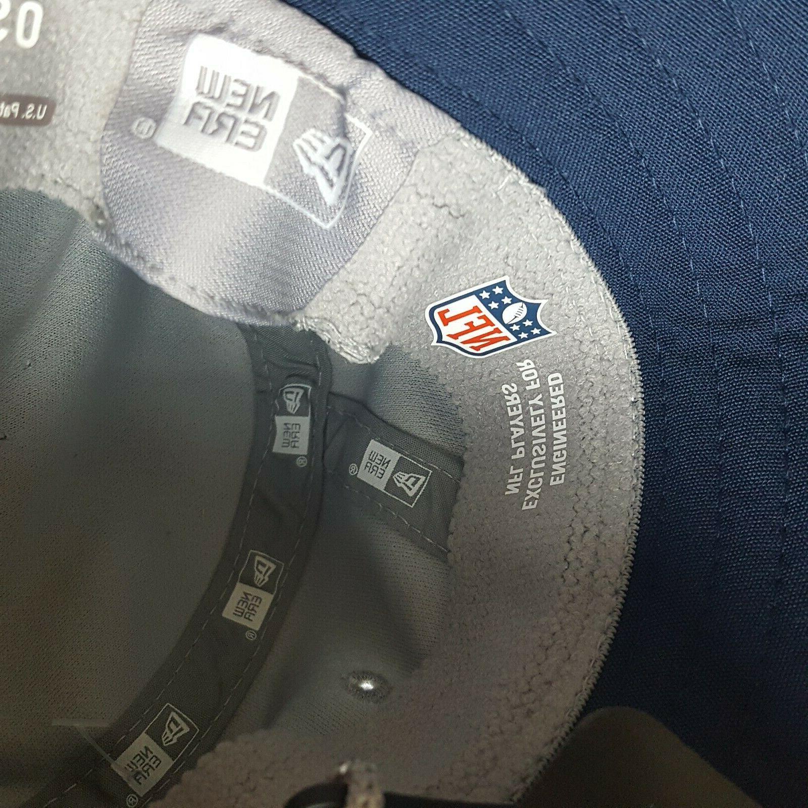 New Dallas 2018 On Training Hat Gray OSFM
