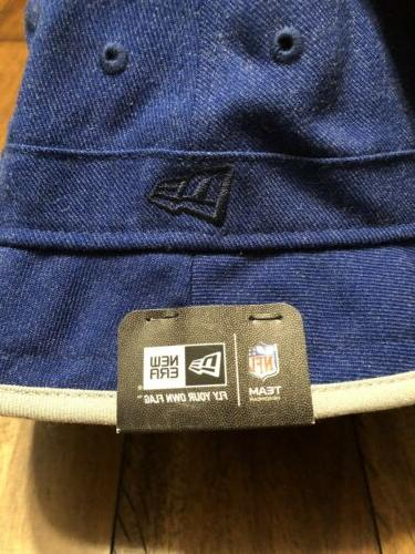 New Era Bucket Hat Team Headwear XXL NWT