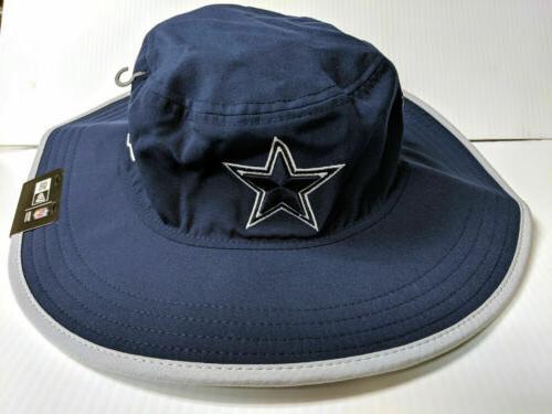 dallas cowboys cap navy bucket basic hat