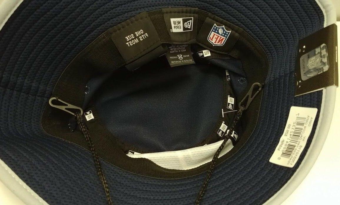 Dallas Fearless Hat Blue - - OSFM