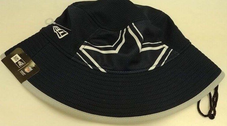 Fearless Fan Bucket Hat Blue
