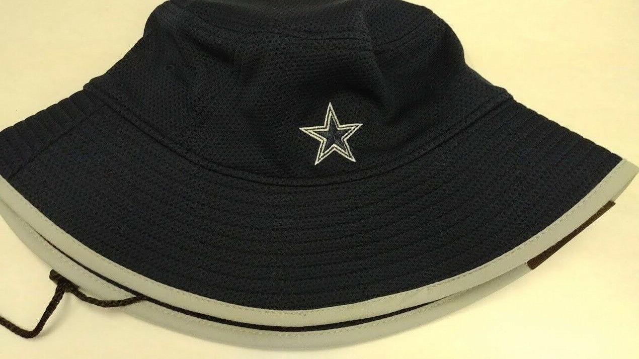 Dallas Cowboys Era Fearless Bucket Blue Ship